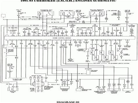 jeep grand cherokee wiring diagram wiring forums