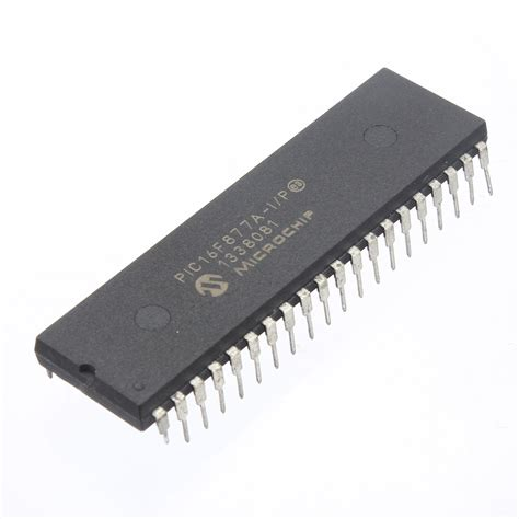 integrated circuit microcontroller 2016 new arrival electronic circuit board chips 1 pcs ic pic circuits chip 16f877a i p c dip 40
