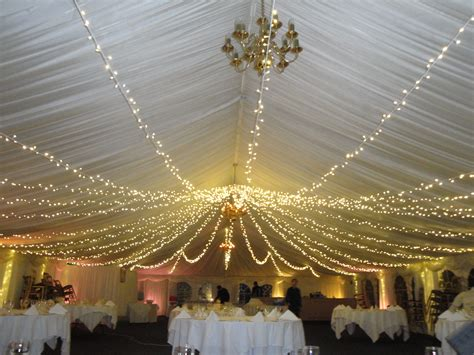 fairy light canopies lighting our services busy bee