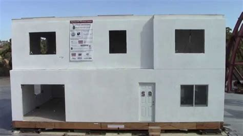 Blueprints Of A House by Stanford Engineers Build An Earthquake Resistant House