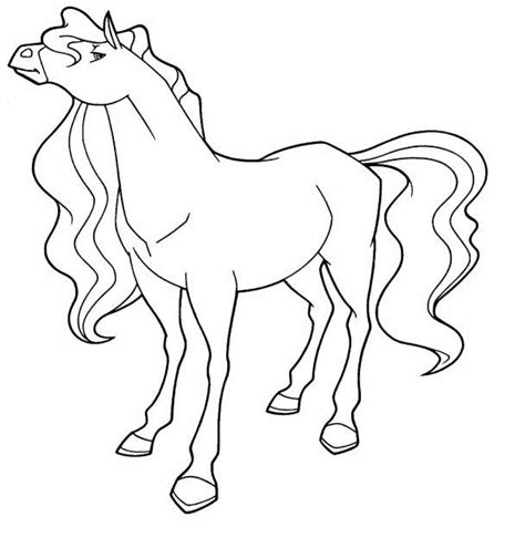 horseland coloring book pages free printable horseland coloring pages for