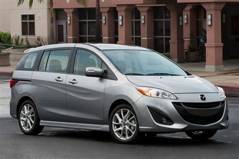mazda minivan reviews used 2015 mazda 5 minivan pricing for sale edmunds