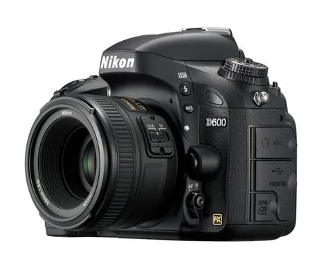 nikon smallest nikon launches the d600 its smallest lightest and