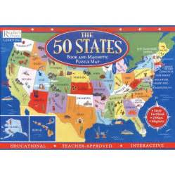 usa puzzle map test map of 50 states with names