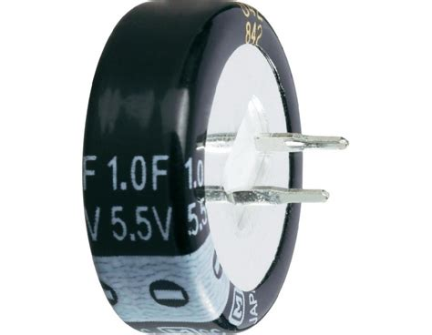 5v 1f Capacitor by Buy Capacitor 1f 5 5 V In India Fab To Lab