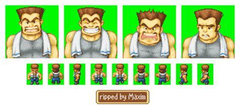 Gantungan Kunci Harvest Moon Karakter Zack boy advance harvest moon more friends of mineral town zack the spriters resource