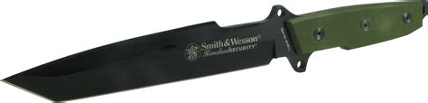smith and wesson combat knife smith wesson homeland security combat knife 8 quot tanto
