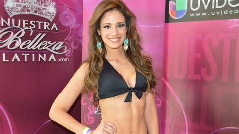 maria delgado nuestra belleza latina nuestra belleza latina 2014 conoce a las seis finalistas