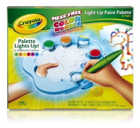 Light Up Paint by 1 Gt Gt Crayola Color Light Up Paint Palette 19 97