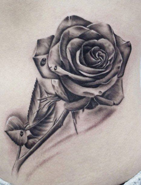 rose thorn tattoo meaning quot every has it s thorns quot ink and piercings