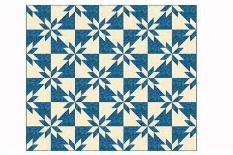 quilt pattern hunters star easy hunter s star quilt pattern