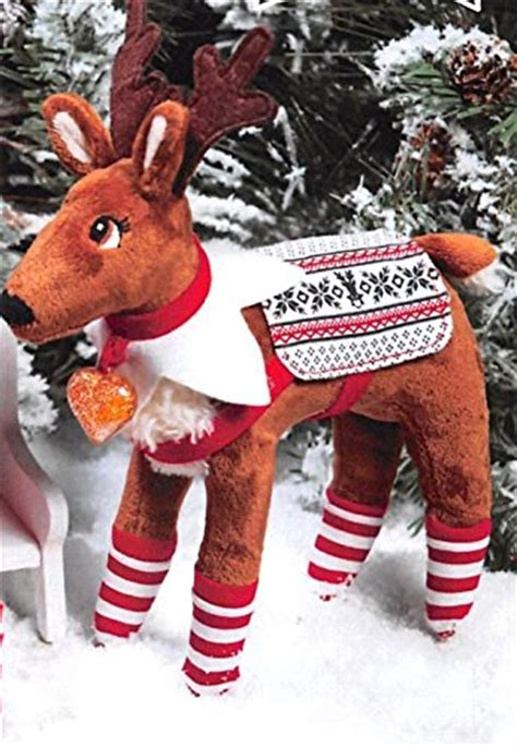 elf on the shelf pet reindeer coloring pages elf pets a reindeer tradition with cuddly reindeer and