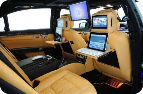 modifiche interni auto icar concept by brabus l auto da sogno per tutti gli