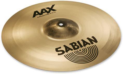 Sabian Aa Bright Crash Cymbal 16 new sabian 16 quot aax bright crash cymbal want to save money 622537024399 ebay