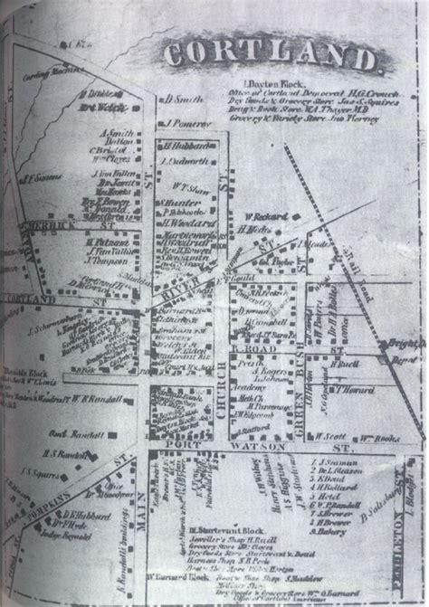 Cortland County Records Cortland Co Maps