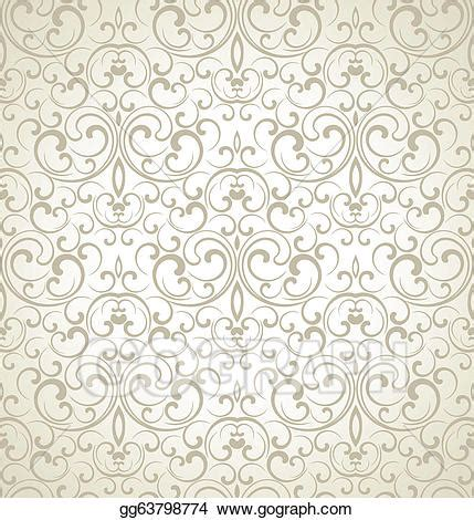 vintage wedding card background images vector illustration seamless wedding card background stock clip gg63798774 gograph