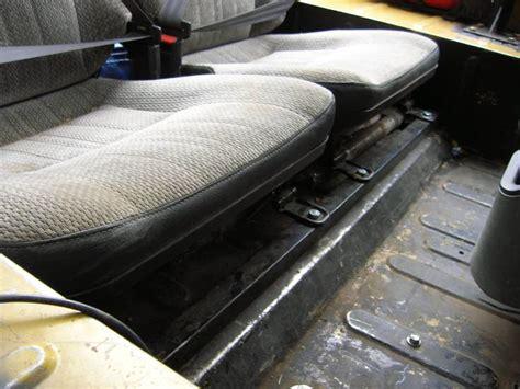 Suzuki Samurai Rear Seat Best Rear Seats Geo Tracker Suzuki Sidekick