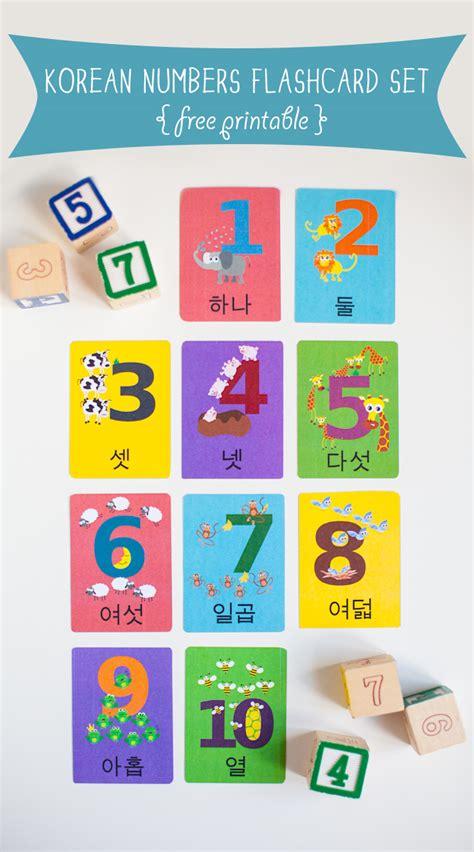 printable korean numbers korean numbers pdf driverlayer search engine