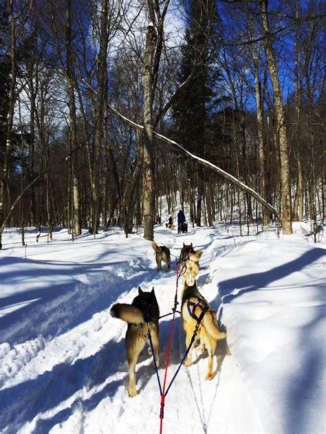sledding canada sledding in ontario canada kirst the world