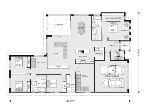 gj gardner homes floor plans coolum 246 element our designs sunshine coast south
