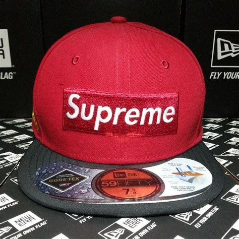 Topi Baseball Ovoxo P 5 Bgl customer order from jakarta import from usa supreme x new era x goretex new era 2 tone 59fifty
