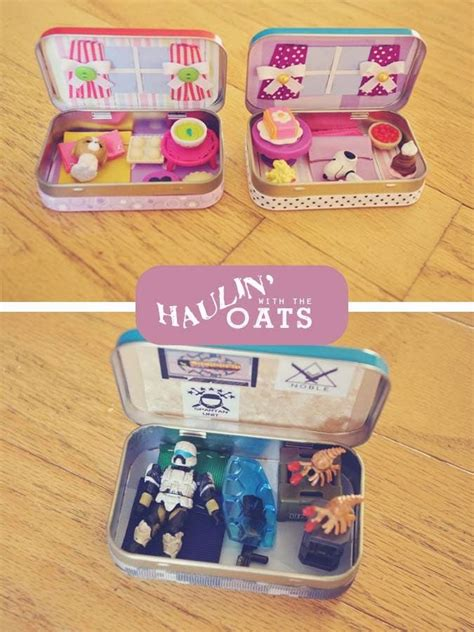 too old to buy a house diy altoids tin mini doll homes and halo bunker take a