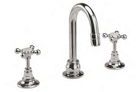 Barber Wilson Faucets by Barber Wilsons Widespread Faucet With Gooseneck Spout 6453