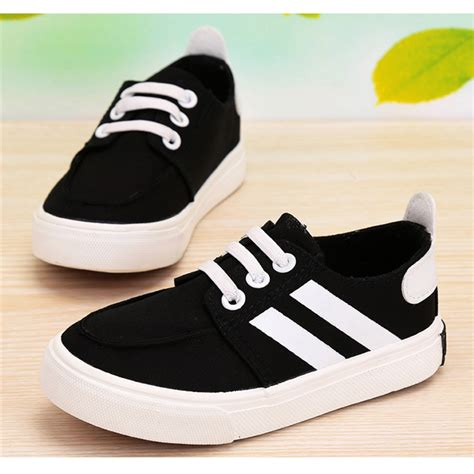 2016 fashion children sneakers canvas shoes