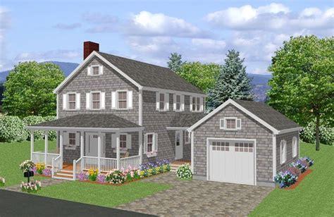 tiny house new england planos de casa colonial inglesa