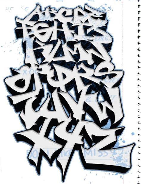 graffiti alphabet graffiti alphabet by djturnaround on street art 3d graffiti letters az httpgraffiti900blogspotcom x letra x