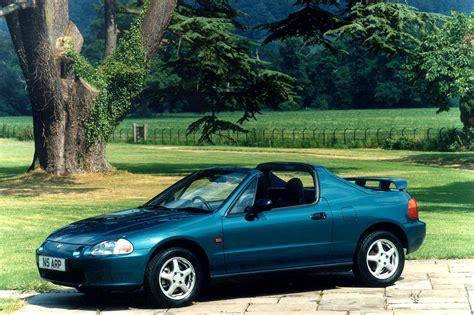 honda sol for sale uk honda crx convertible review 1992 1997 parkers
