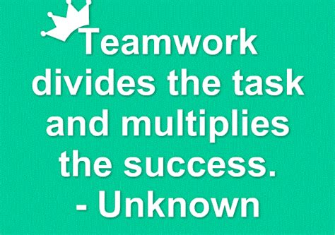 quotes teamwork and excellence quotesgram