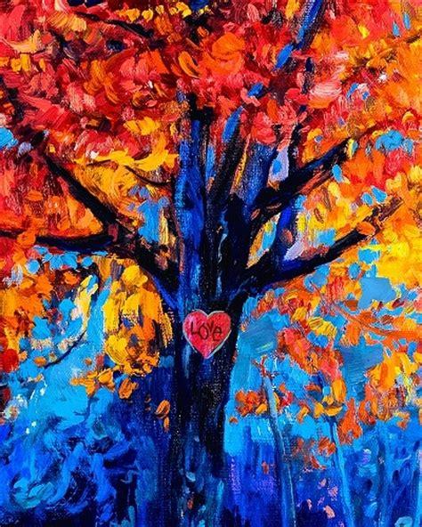 paint nite huntington paint nite autumn oak