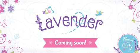 Lavender Abu Abu introducing abu lavender abuniverse news and events