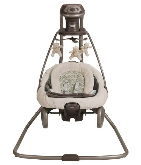 graco swing price graco duetsoothe swing winslet buy graco duetsoothe