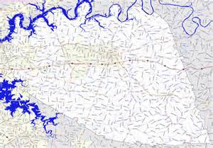 wilson county map landmarkhunter wilson county tennessee