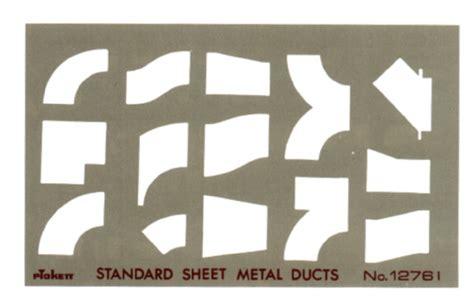 Sheet Metal Templates rapidesign templates