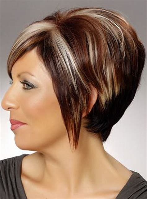 wedge cut for thin hair wedge haircut pictures
