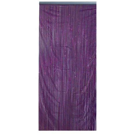 fly curtain purple insect fly chain door curtain quality easy