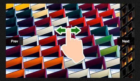 berbagi aneka info membuat link di gambar header blog cara membuat slider touch enabled dengan swipejs dan jquery