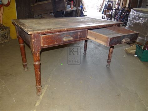 Kitchen Bench Hire Prop Hire 187 Tables 187 Period Kitchen Dinning Table Keeley