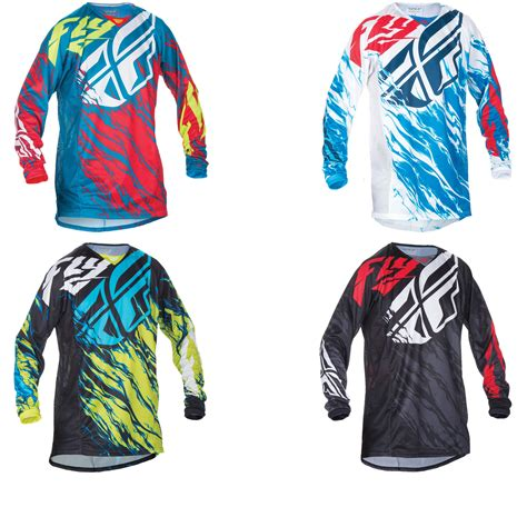 youth motocross jersey fly racing 2017 kinetic relapse youth motocross jersey