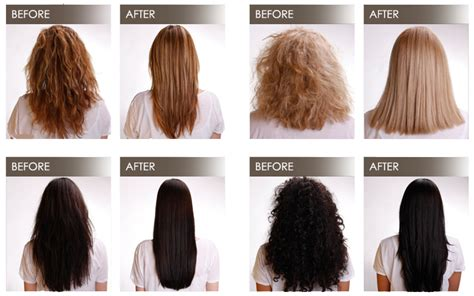brazilian blowout results on curly hair brazilian blowout ritz salon in lake oswego or