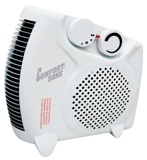 comfort zone outdoor equipment comfort zone 174 deluxe convertible heater fan cz30 fresh