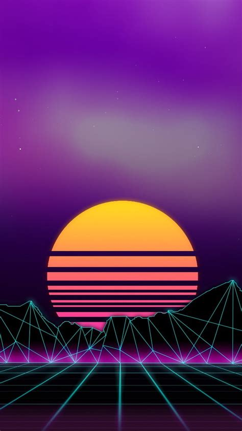 background  wallpaper neon  synth