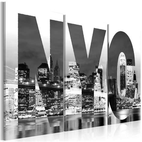 imagenes en blanco y negro de nueva york cuadro nueva york blanco y negro 120x80 60x40 dekoshop