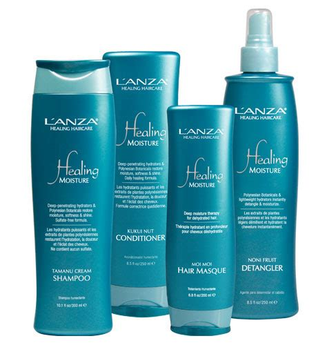 Healing L by Hair And Products Healing Moisture L Anza