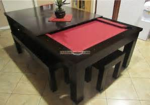 Dining Room Pool Table Combo Pool Table Dining Room Table Combo Future Home