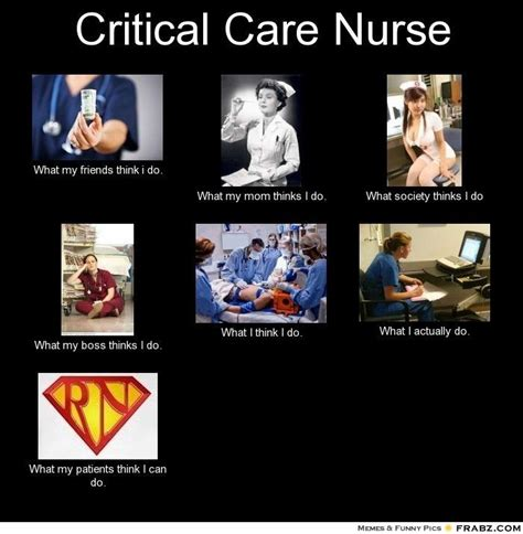 Icu Nurse Meme - critical care nurse meme generator what i do 0700