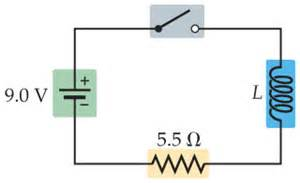 inductor closed circuit assuming the inductor in this circuit has the valu chegg